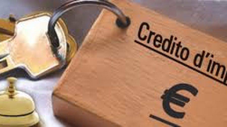 Il reintegro delle anticipazioni e il credito d'imposta
