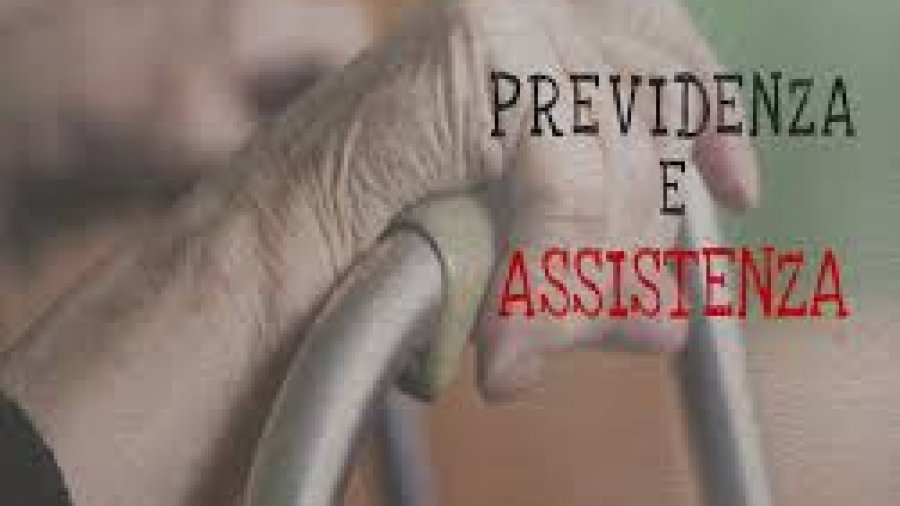 Pensioni previdenziali e assistenziali