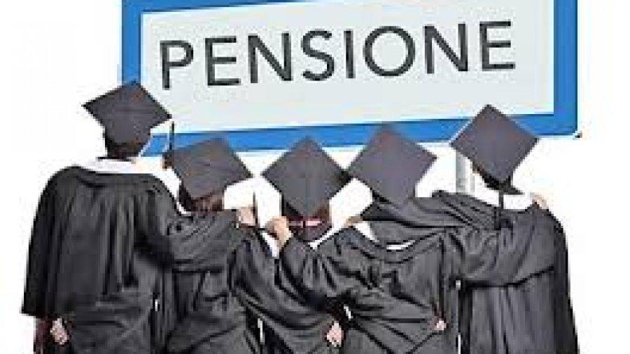 Riscatto della laurea e fondo pensione